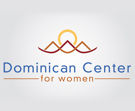 Dominican Center Logo Design