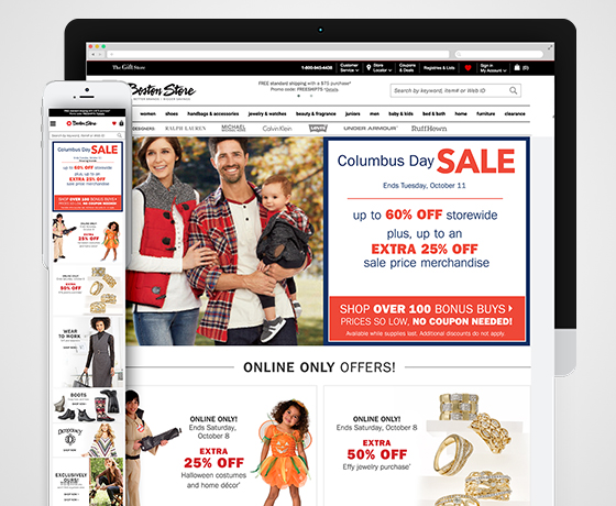 Bon-Ton Web Design
