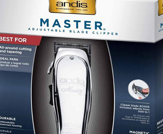 Andis Packaging Design
